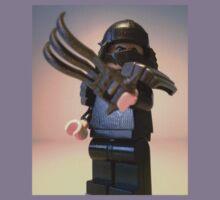 TMNT Teenage Mutant Ninja Turtles Master Shredder Custom Minifig Kids Clothes