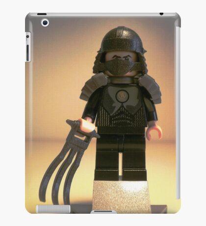 TMNT Teenage Mutant Ninja Turtles Master Shredder Custom Minifig iPad Case/Skin