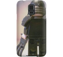TMNT Teenage Mutant Ninja Turtles Master Shredder Custom Minifig Samsung Galaxy Case/Skin