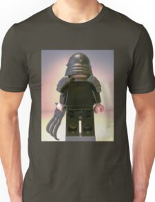 TMNT Teenage Mutant Ninja Turtles Master Shredder Custom Minifig Unisex T-Shirt
