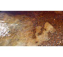 Iron Stones II - Aysgarth Falls Photographic Print