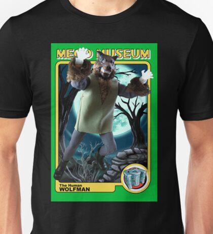 Mego Mad Monsters: The Wolfman 2 MegoMuseum  Unisex T-Shirt