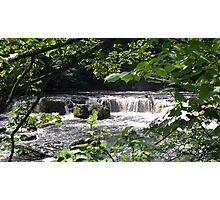 Aysgarth Upper Falls II Photographic Print