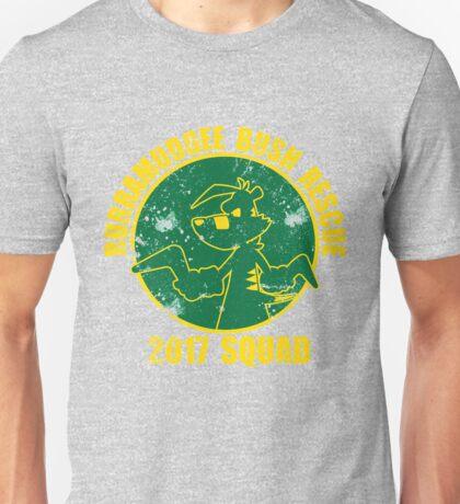 Bush Rescue 2017 Gold Squad Unisex T-Shirt