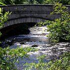 Aysgarth Bridge - Yorkshire Dales by Keiron Allen