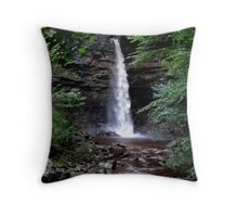 Hardraw Force III - Yorkshire Dales Throw Pillow