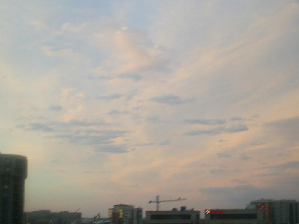 orange sky by oilersfan11
