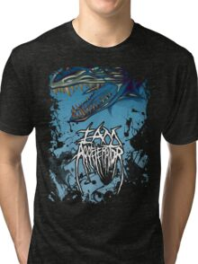 Loch Ness Monster [2] - Iamaccelerator tee Tri-blend T-Shirt
