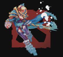 Crystal Maiden dota 2 by designbyhuman