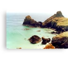 Kynance Cove Canvas Print