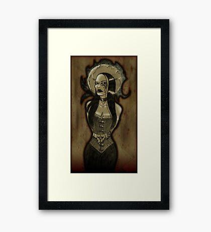 thora Framed Print