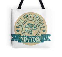 NEW YORK FISH FRY Tote Bag