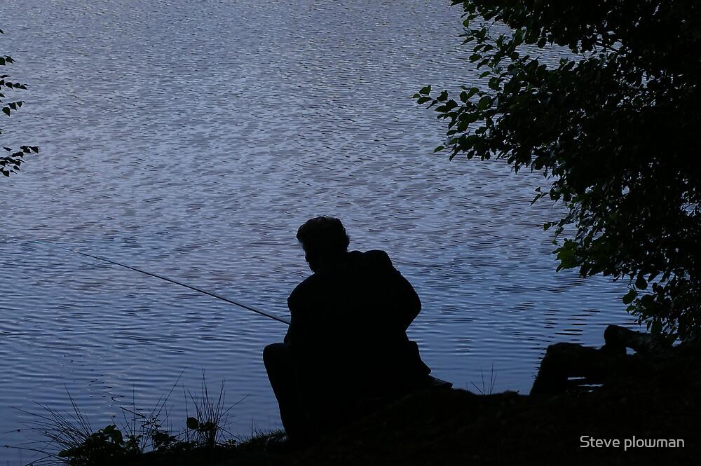 The Angler by Steve plowman