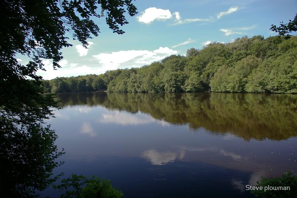 Gentle reflections by Steve plowman