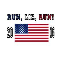 RUN, LIZ, RUN!  Elizabeth Warren for President! by Kricket-Kountry