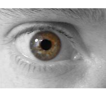 Eye Photographic Print
