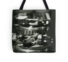 Where are the DJs? Tote Bag