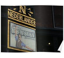 Newsies Marquee  Poster