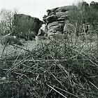 Square Rocks by John Tuffen