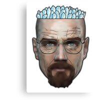 Breaking Bad - Walter White Meth Head Canvas Print