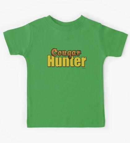 Cougar Hunter Kids Tee