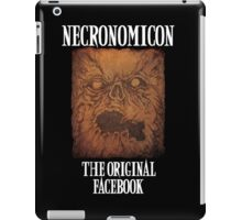 Necronomicon: The Original Facebook iPad Case/Skin