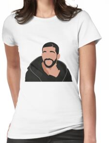Drake Womens Fitted T-Shirt