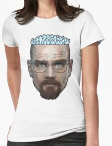 Breaking Bad - Walter White Meth Head Womens Fitted T-Shirt