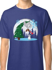 Sloth and Friend Holiday Classic T-Shirt