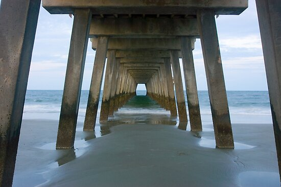 """Under the Boardwalk..."" by Charlie"