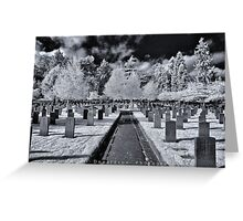 Pathway to Forever Greeting Card