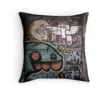 Single Dwelling Throw Pillow