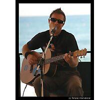 Caloundra Music Festival Launch 2 Photographic Print
