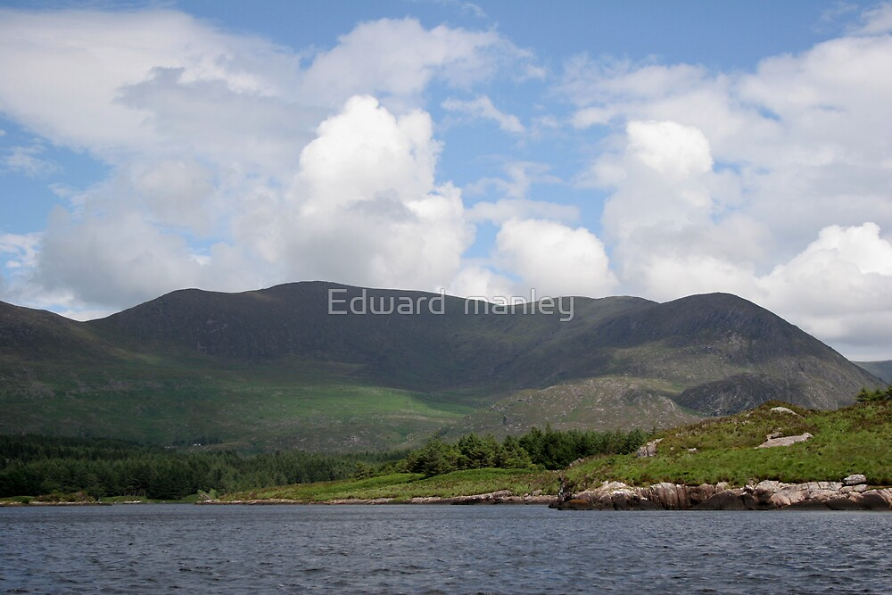 Ireland scapes by Edward  manley