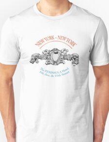 NYC building details 2 Unisex T-Shirt