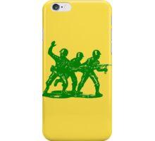 army men iPhone Case/Skin