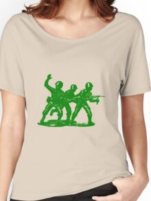 army men Women's Relaxed Fit T-Shirt