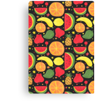 The Fruit Punch Canvas Print