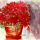 Colour me Red by Maree Clarkson