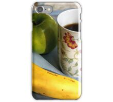 Al Fresco Breakfast ~ iPhone Case iPhone Case/Skin