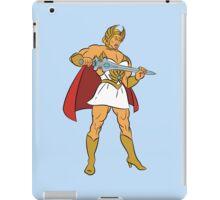 She-man iPad Case/Skin