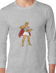 She-man Long Sleeve T-Shirt