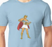 She-man Unisex T-Shirt
