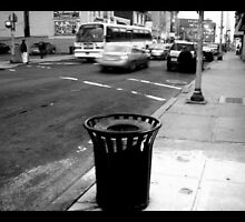 My Trashcan by Nyesha Barrett