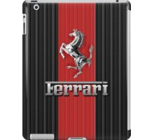 Ferrari Lover [UPDATE ~ Silver] iPad Case/Skin