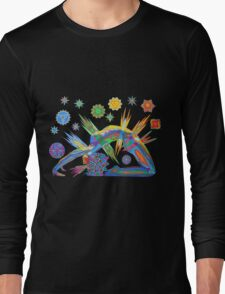 Bandhasana - 2013 as Tshirt Long Sleeve T-Shirt