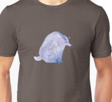 Blushing Badger Unisex T-Shirt