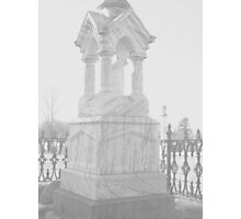 Oakwood Cemetary III Photographic Print