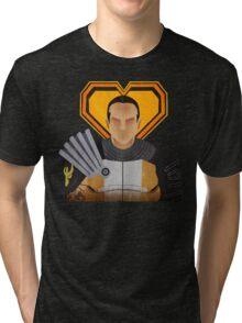 N7 Keep - Zaeed Tri-blend T-Shirt
