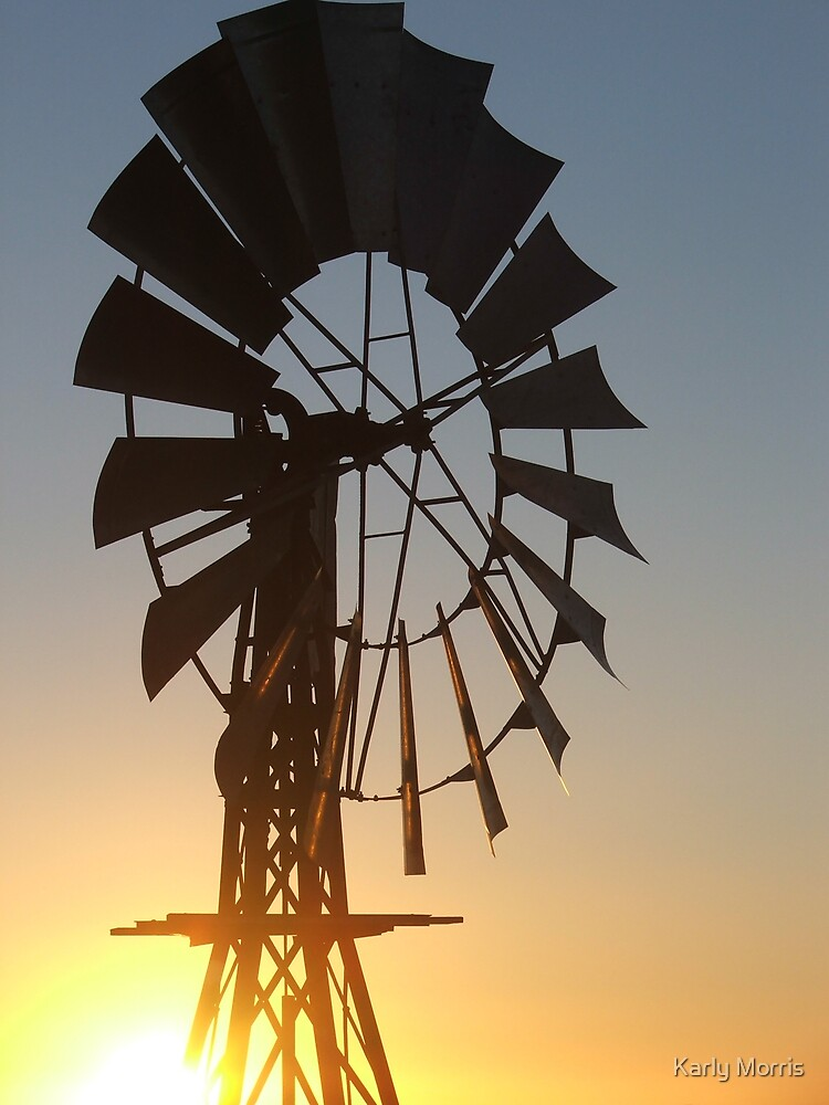 Windmill Top by Karly Morris